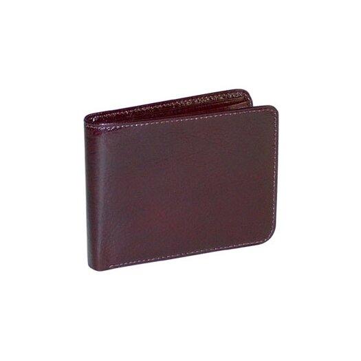 Jack Georges Sienna Bi-Fold Men's Wallet