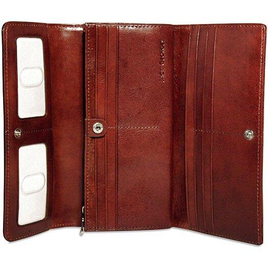 Jack Georges Monserrate Clutch Wallet