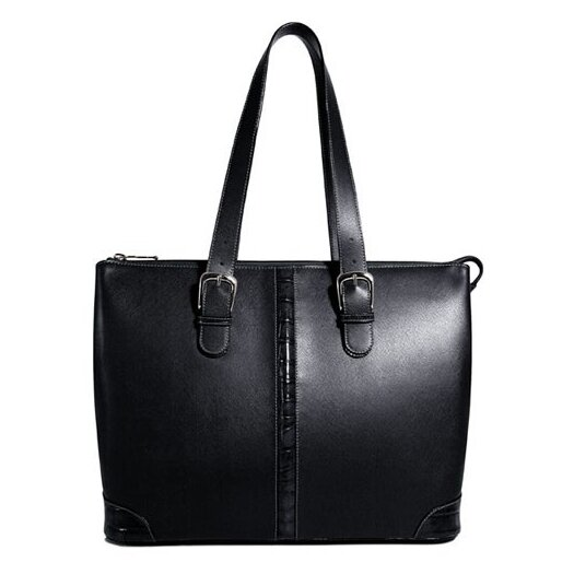 Jack Georges Prestige Madison Avenue Tote Bag