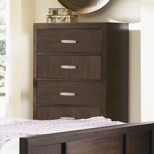 Najarian Furniture Key West 5 Drawer Chest