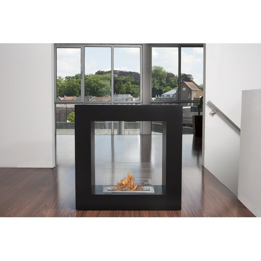 Bio-Blaze Qube Bio Ethanol Fuel Fireplace