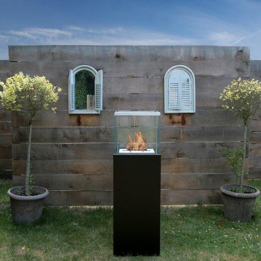 Bio-Blaze Column Bio Ethanol Fuel Fireplace
