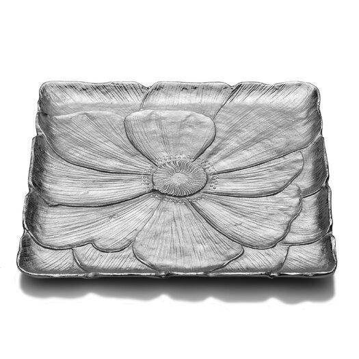 Mikasa Botanic Flower Platter
