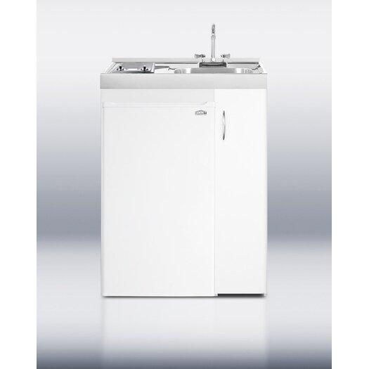 Summit Appliance 4.1 Cu. Ft. Compact Kitchen