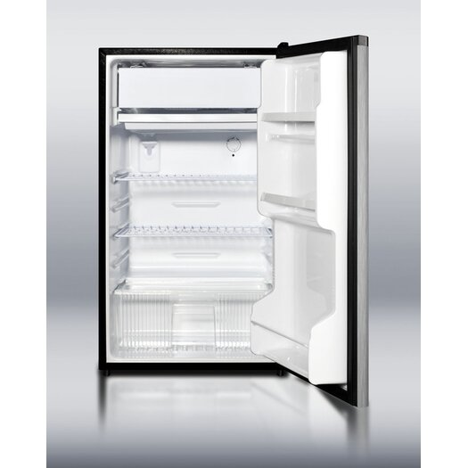 Summit Appliance 3.6  Cu. Ft. Compact Refrigerator with freezer