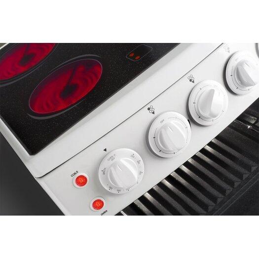 Summit Appliance Electric Free-Standing Range