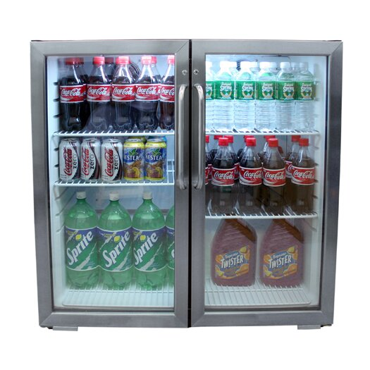 Summit Appliance 6.5 Cu. Ft. Beverage Center