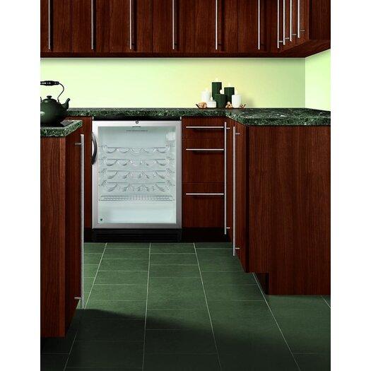 Summit Appliance Single Zone Built-In Wine Refrigerator