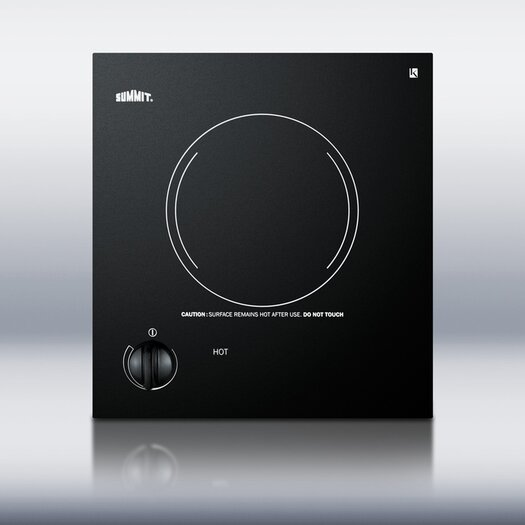 """Summit Appliance 12"""" Electric Cooktop"""