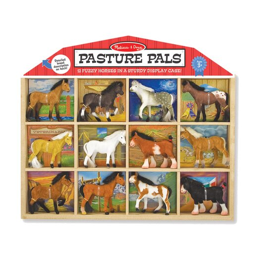 Melissa and Doug Pasture Pals Play Figures