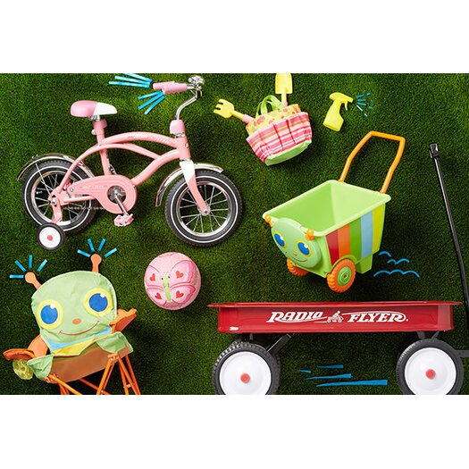 Melissa and Doug Happy Giddy Cart