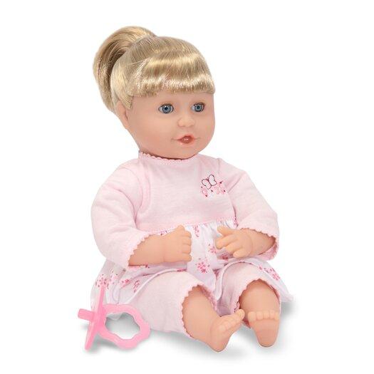 "Melissa and Doug Natalie 12"" Doll"