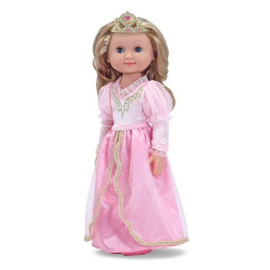 Melissa and Doug Celeste Princess Doll