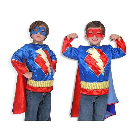 Melissa and Doug Super Hero Role Play