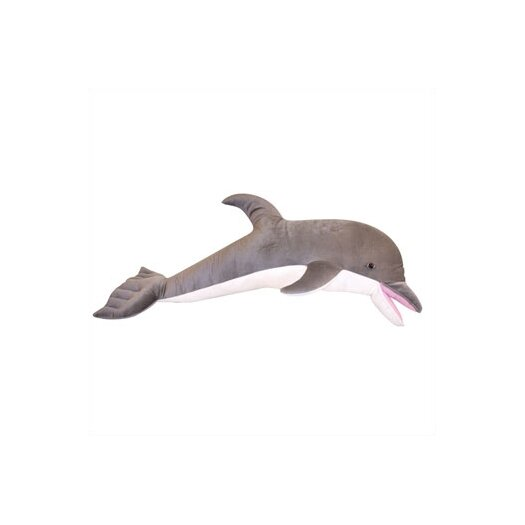 Melissa and Doug Dolphin Plush Stuffed Animal