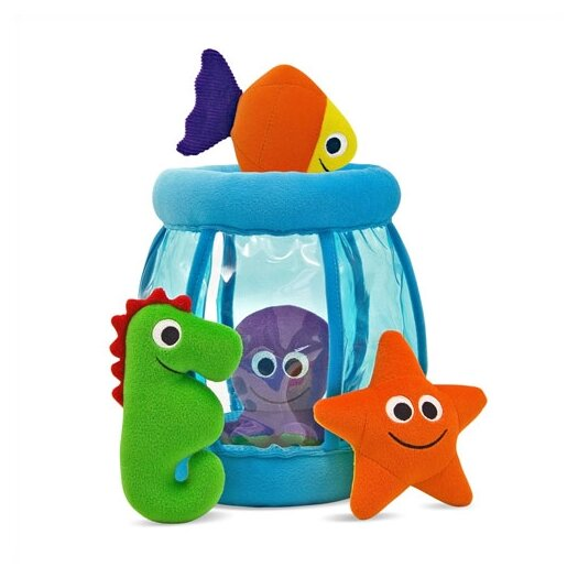 Melissa and Doug Fishbowl Fill and Spill