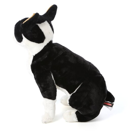 Melissa and Doug Boston Terrier Plush Stuffed Animal