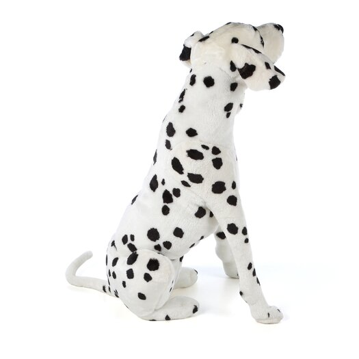 Melissa and Doug Large Dalmatian Plush Stuffed Animal