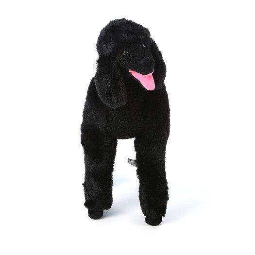 Melissa and Doug Standard Poodle Plush Stuffed Animal