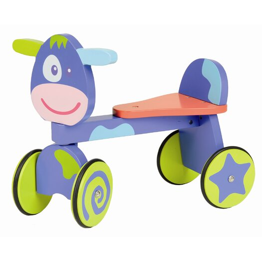 Boikido Wooden Push Ride-On