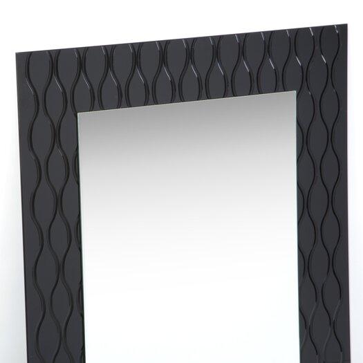 Decor Wonderland Sunlight Modern Wall Mirror