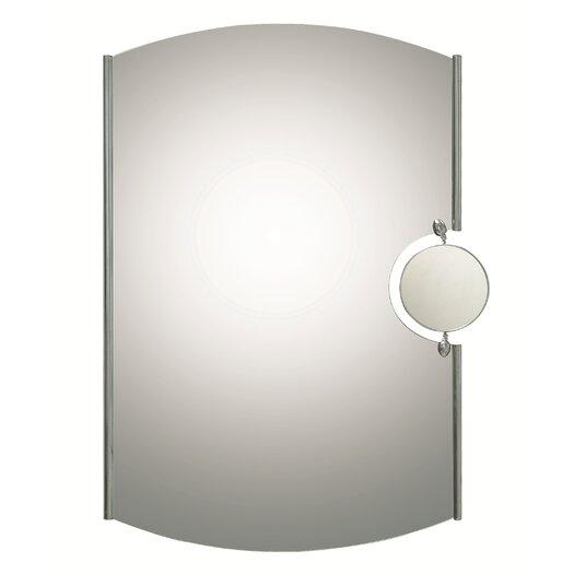 Decor Wonderland Frameless Addison Wall Mirror