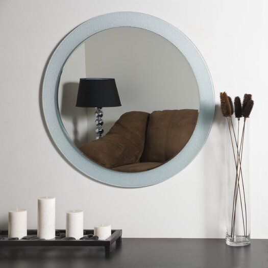 Decor Wonderland Zoe Wall Mirror
