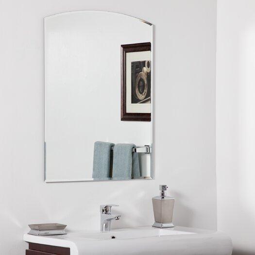 Decor Wonderland Katherine Modern Bathroom Mirror