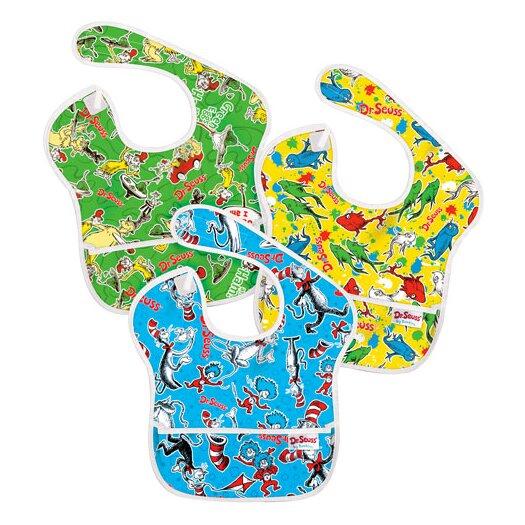 Bumkins Dr. Seuss SuperBib 3pack