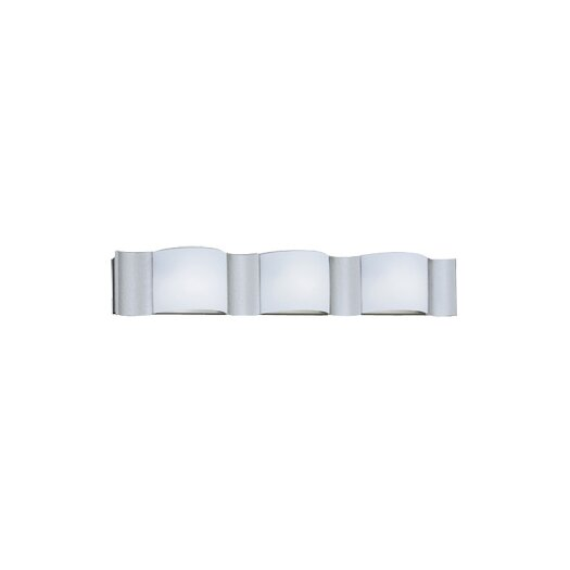 Designers Fountain Newave 3 Light Vanity Light