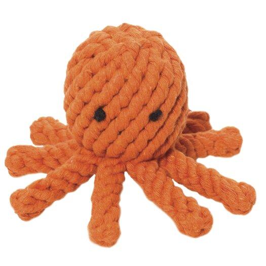 Jax & Bones Elton the Octopus Rope Dog Toy