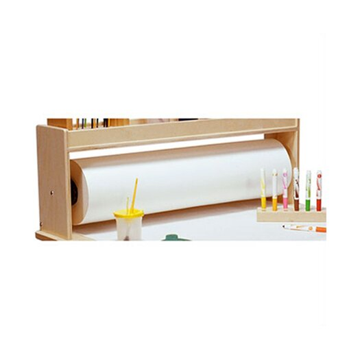 Steffy Wood Products Paper Roll for Arts and Crafts Table