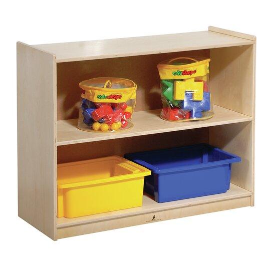 Steffy Wood Products Small Shelf Storage Unit