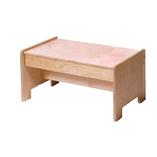 Steffy Wood Products Kids Coffee Table