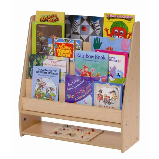 """Steffy Wood Products 29"""" Book Display"""