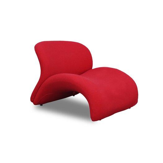 International Design USA Sweet Lip Lounge Chair