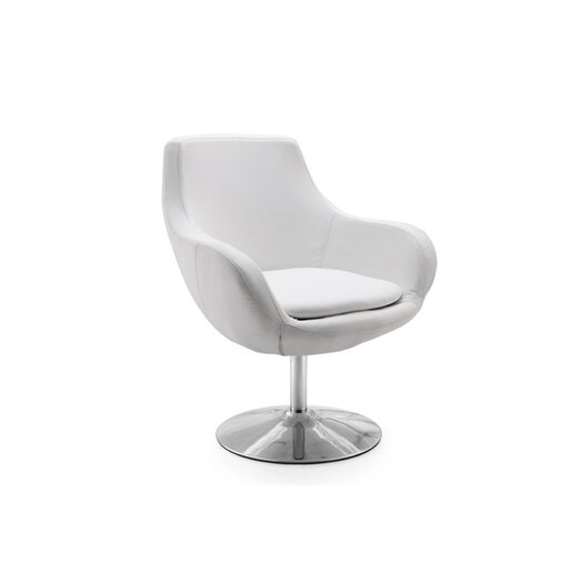 International Design USA Toledo Swivel Leisure Arm Chair