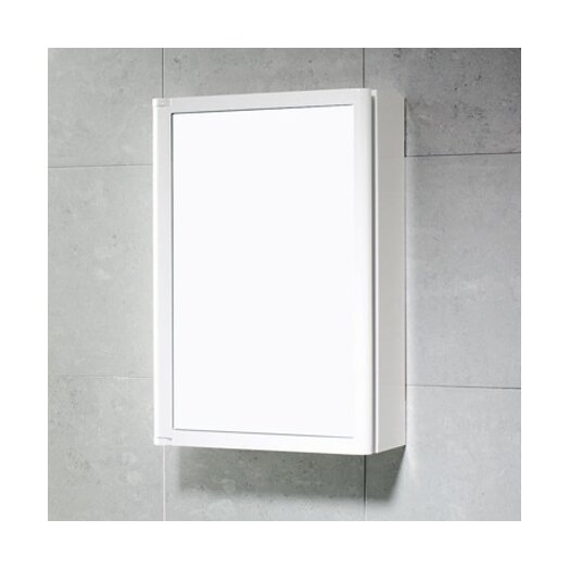 "Gedy by Nameeks Lilliput 11.8"" x 17.7"" Surface Mounted Medicine Cabinet"