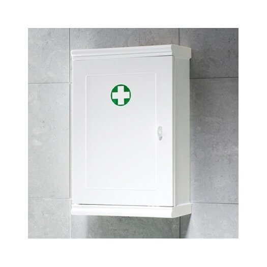 "Gedy by Nameeks Lilliput 9.8"" x 15.6"" Surface Mounted Medicine Cabinet"