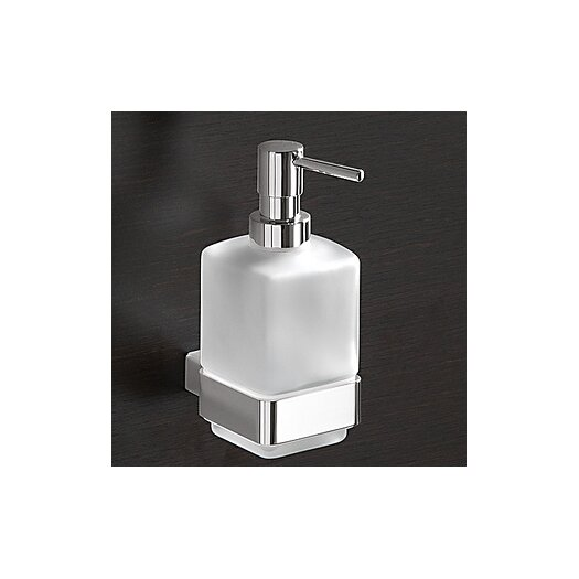 Gedy by Nameeks Lounge Wall Mounted Soap Dispenser