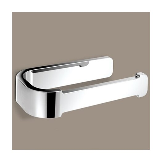 "Gedy by Nameeks Outline 6.3"" Toilet Paper Holder"