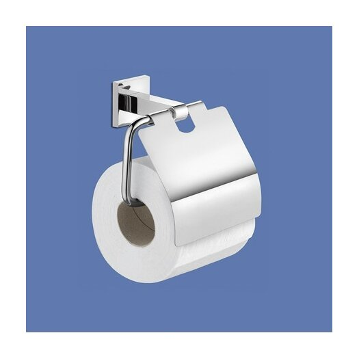 "Gedy by Nameeks New Jersey 5.71"" Toilet Paper Holder"