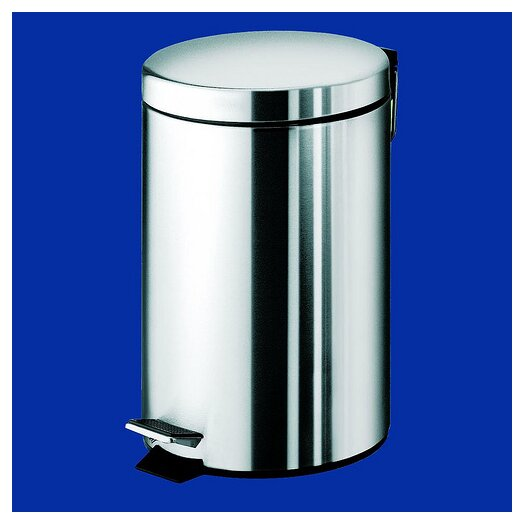 Gedy by Nameeks Argenta Medium Pedal Waste Bin
