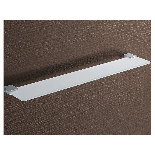 "Gedy by Nameeks Kansas 23.6"" x 0.63"" Bathroom Shelf"