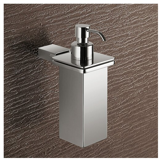 Gedy by Nameeks Kansas Wall Mounted Soap Dispenser