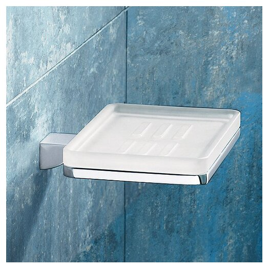 Gedy by Nameeks Glamour Wall Mounted Soap Dish
