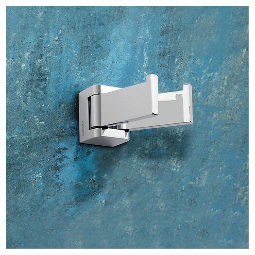 Gedy by Nameeks Glamour Wall Mounted Jointed Double Hook