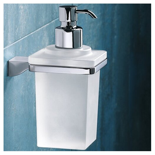Gedy by Nameeks Glamour Wall Mounted Soap Dispenser