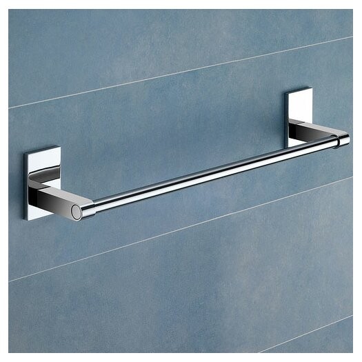 """Gedy by Nameeks Maine 14.96"""" Wall Mounted Towel Bar"""