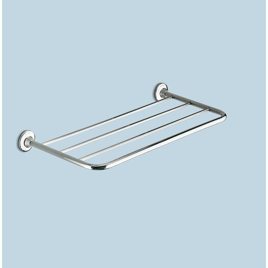 Gedy by Nameeks Ascot Wall Mounted Towel Shelf